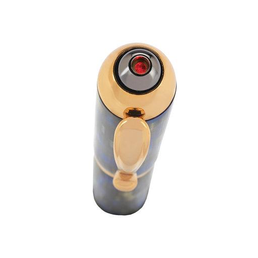 View a Larger Image of Métier Twist Ballpoint & Laser Pointer Pen Kit 24kt Gold
