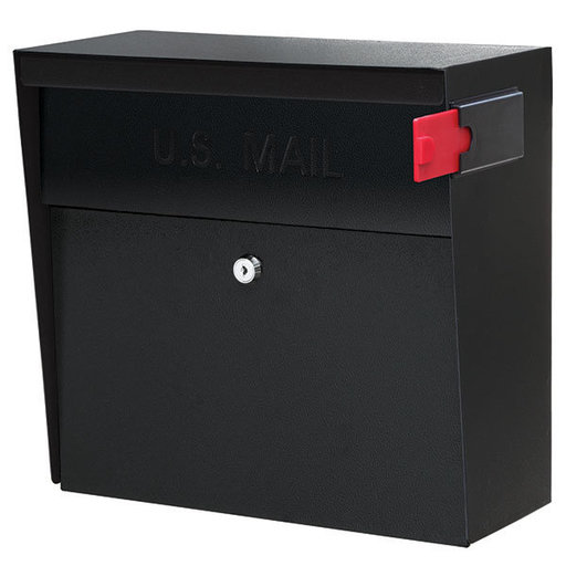 View a Larger Image of Metro Mail Boss, Black
