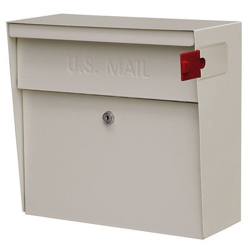 View a Larger Image of Metro Mail Boss, White