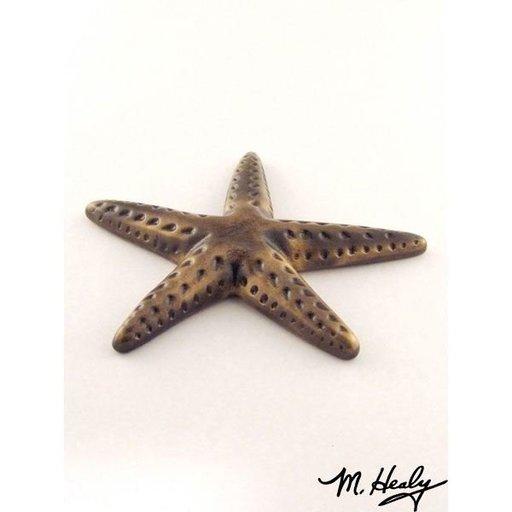 View a Larger Image of Starfish Garden Art Sculpture, Bronze