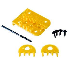 Thin Kerf Standard MJ Splitter Kit Yellow