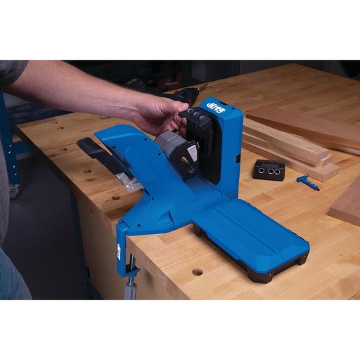 View a Larger Image of Micro-Pocket Drill Guide Kit For 700-Series Pocket-Hole Jig