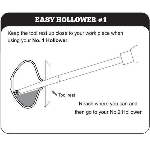 View a Larger Image of Mid-Size easy Hollower No. 1