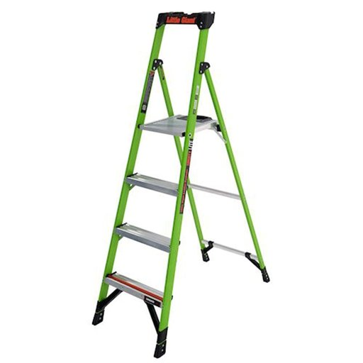 View a Larger Image of MightLite Model 6 Stepladder 375 lbs. Capacity
