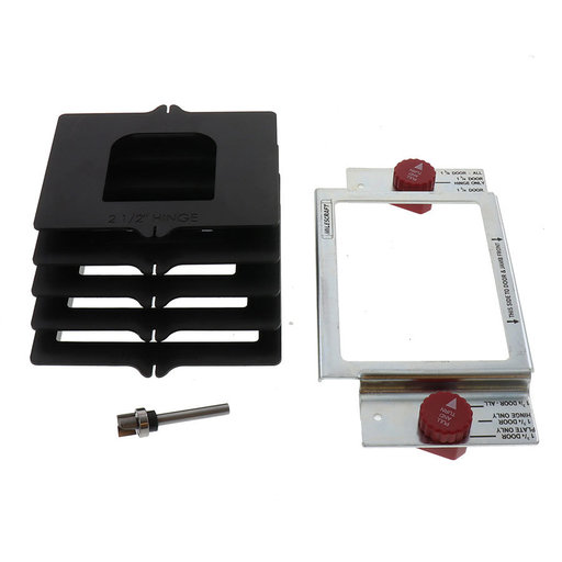 View a Larger Image of HingeMate 200 Hinge Mortise Kit for Interior Doors