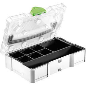 MINI systainer with Clear Lid and Insert