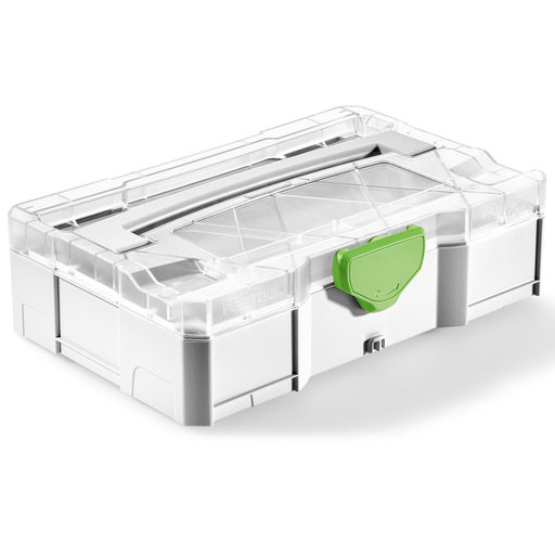 View a Larger Image of MINI systainer with Clear Lid