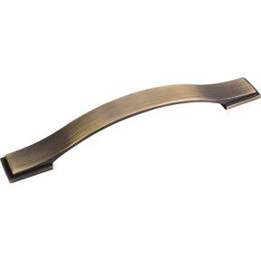 Mirada Pull, 160 mm C/C, Antique Brushed Satin Brass