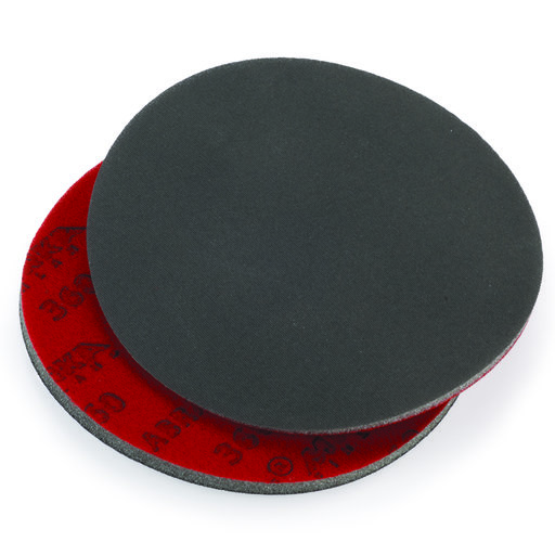 """View a Larger Image of 6"""" Abralon Hook and Loop Sanding Disc - 2000 Grit - 2 Pack"""