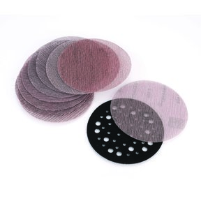 """5"""" Abranet Hook and Loop - Assorted Job Pack and Pad Protector"""