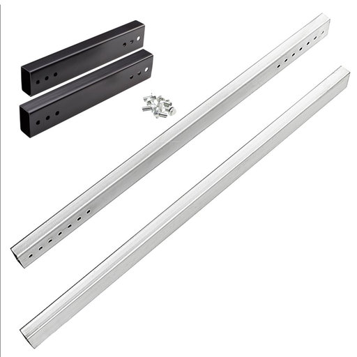 View a Larger Image of Mobile Base Extension Bar Kit PM-3050
