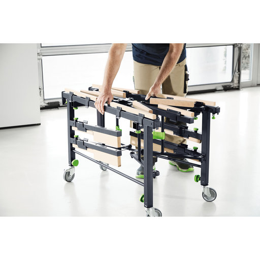 View a Larger Image of Mobile Sawing Table STM 1800
