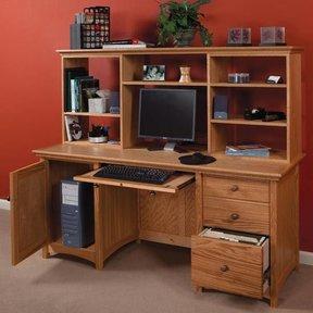 Modular Home Office - Downloadable Plan