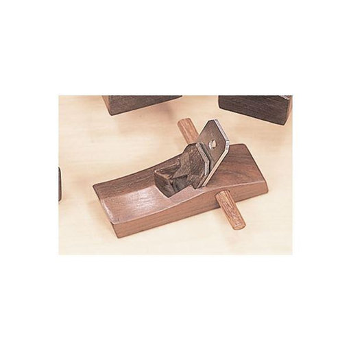 View a Larger Image of Rosewood Small Polishing Plane