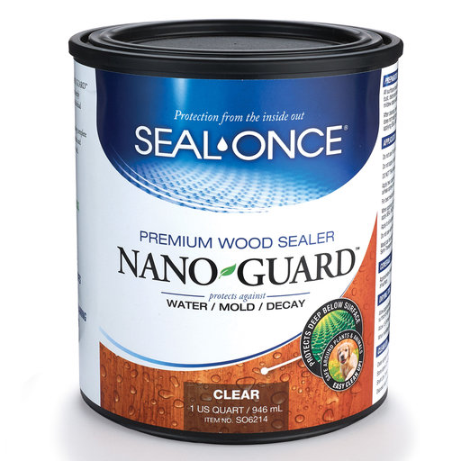 View a Larger Image of Sealer Water Based Quart