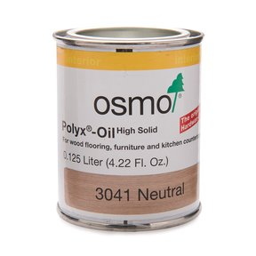 Neutral Clear Polyx-Oil 3041 Solvent Based .125 l