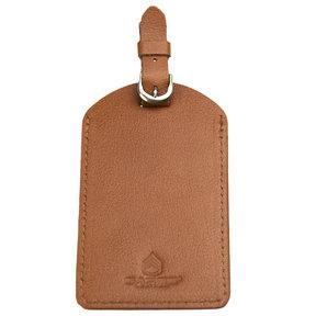 Nomad - Leather Luggage Tag
