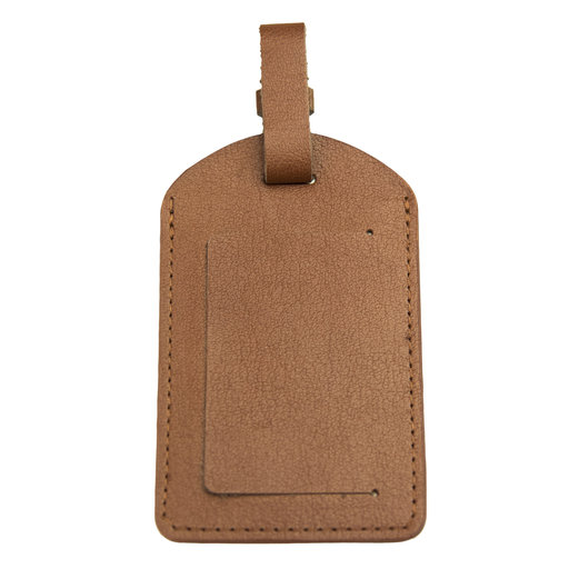 View a Larger Image of Nomad - Leather Luggage Tag