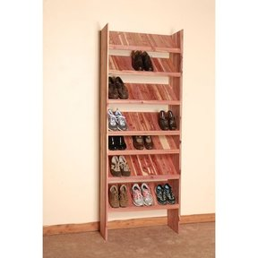 """18"""" Deluxe Solid Shoe Cubby Kit"""