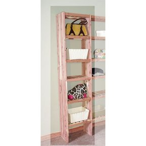 """18"""" Deluxe Ventilated Cubby Add-On Kit"""