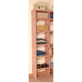 """30"""" Deluxe Solid Cubby Add-On Kit"""