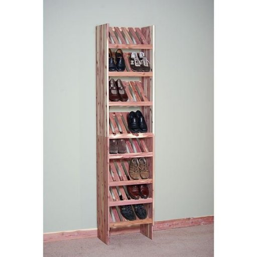 """View a Larger Image of 30"""" Deluxe Ventilated Shoe Cubby Kit"""