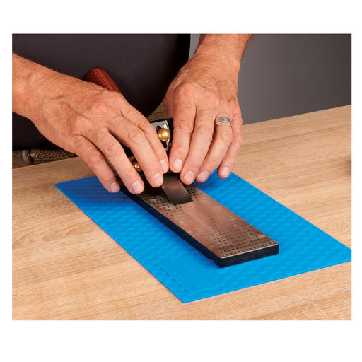 View a Larger Image of Non-Slip Silicone Sharpening Mat
