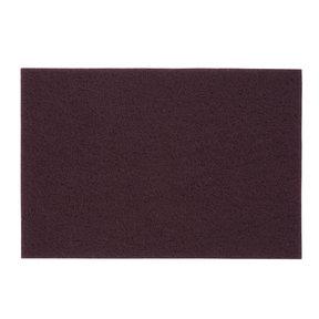 "Non-Woven Sanding Pad -6"" x 9"" - #00 - Maroon"
