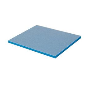 "4-1/2"" x 5-1/2"" SoftTouch Ultra Fine Sanding Sponge 800-1000 Grit"
