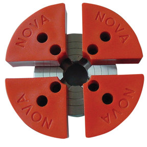 NOVA 6021 Soft Chuck Accessory Jaw Set