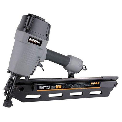View a Larger Image of Numax 21 Degree Full Head Framing Nailer, Model SFR2190