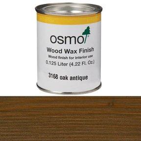 Oak Antique Wood Wax 3168 Solvent Based .125 l