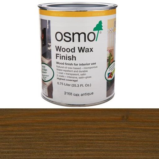View a Larger Image of Wood Wax Oak Antique 3168.75 l