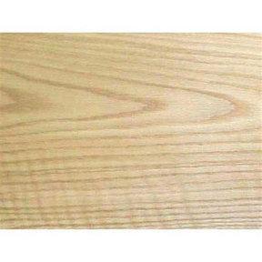 Oak, Red 1' x 8' 10mil Paperbacked Flat Cut Wood Veneer