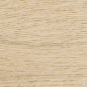 """Oak, White Flaky Wood Veneer - 4-1/2"""" to 6-1/2"""" Width - 12 Square Foot Pack"""