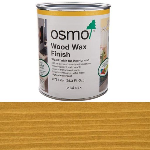 View a Larger Image of Oak Wood Wax 3164 Solvent Based .75 l