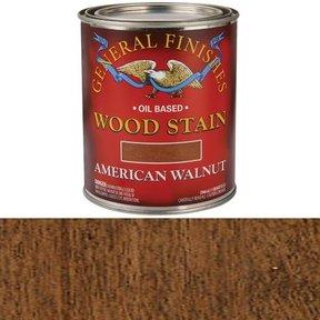 American Walnut Stain Solvent Based Quart