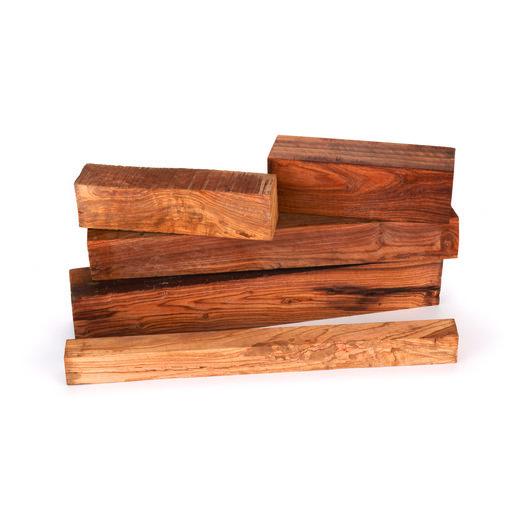 "View a Larger Image of Olivewood, Bethlehem 1-1/2"" x 1-1/2"" x 12"" Wood Turning Stock"