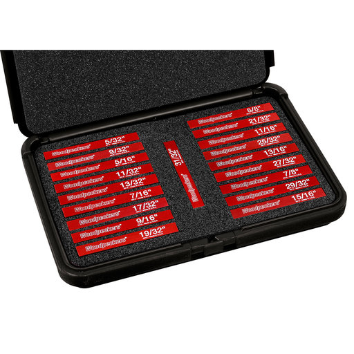 View a Larger Image of OneTIME Tool 19-Piece Inch Expansion Setup Blocks Set