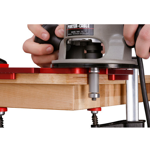 View a Larger Image of OneTIME Tool Corner Jig Deluxe Set With Case