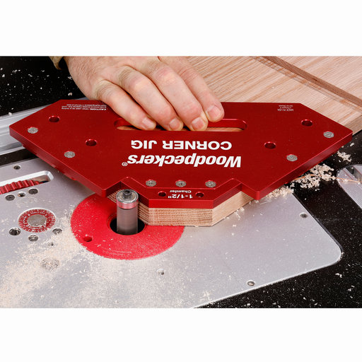 View a Larger Image of OneTime Tool Corner Jig- Deluxe Set