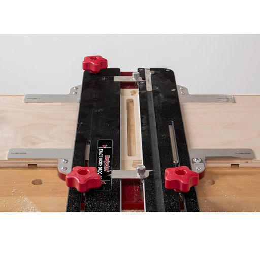 View a Larger Image of OneTime Tool Exact Width Dado Jig