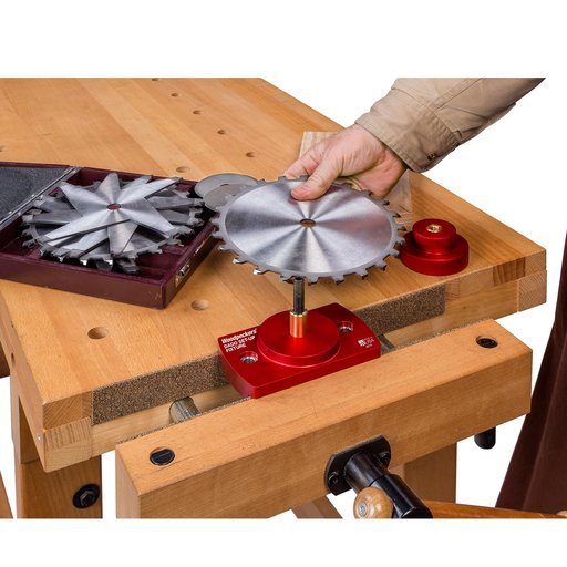 """View a Larger Image of OneTime Tool Setup Fixture 5/8"""" Arbor"""
