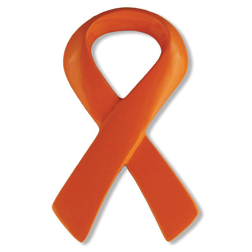 View a Larger Image of Orange Ribbon Door Knocker