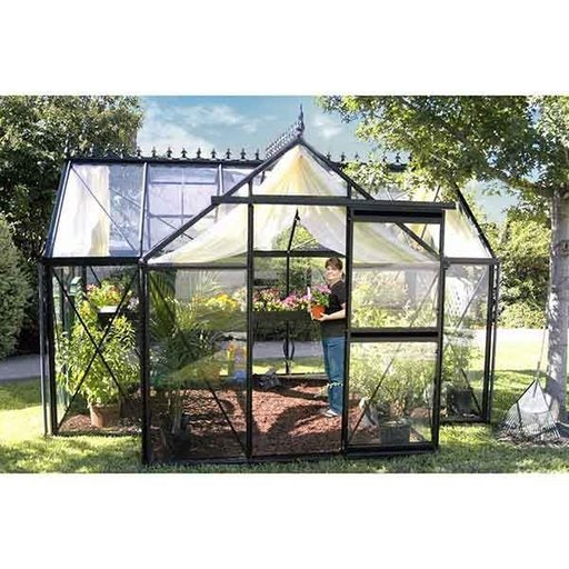 View a Larger Image of Orangerie  T-Shaped Greenhouse