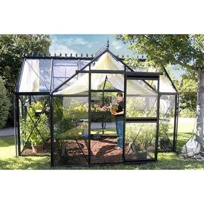 Orangerie  T-Shaped Greenhouse