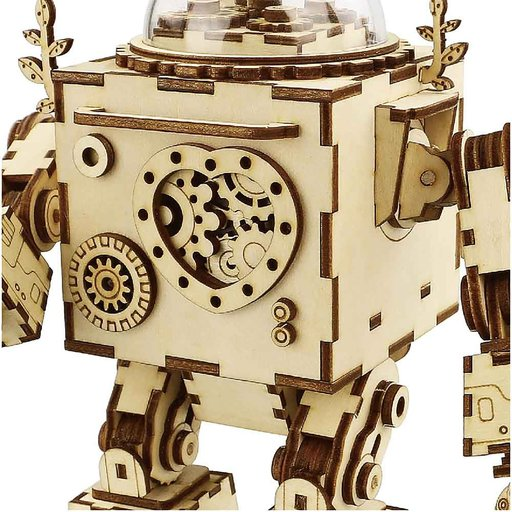 View a Larger Image of Orpheus Steam Punk Music Box Kit