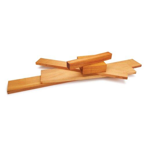 "View a Larger Image of Osage Orange Argentine 2"" x 6"" x 6"" Wood Turning Stock"