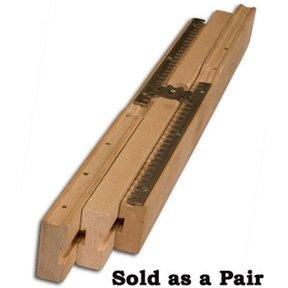 "26"" Equalizer Table Slide Pair, 25-1/2"" opening, Model 9050M"
