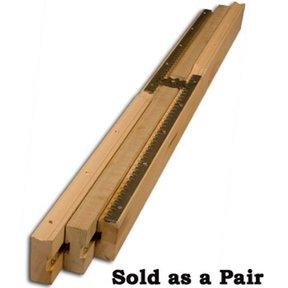 "38"" Equalizer Table Slide Pair, 37"" opening, Model 9051M"